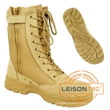 Deserto de exército militar botas proteção botas botas de caça padrão ISO