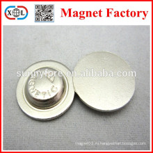 круглая форма школа значки магнит