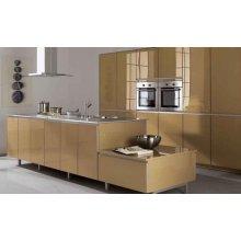 Acrylic Kitchen Cabinet (ZH-96011) (ZH-86011)