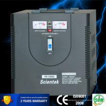 Fábrica de venda LED display 10000va regulador de tensão automática