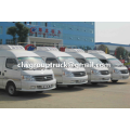 JINBEI Emergency Ambulance 4X2,106hp