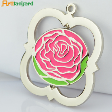 Custom Design Medal with Soft Enamel