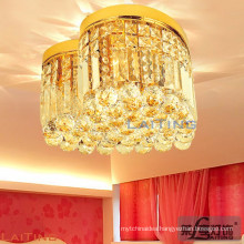Cheap crystal ceiling light chandeliers fro bedroom 5536