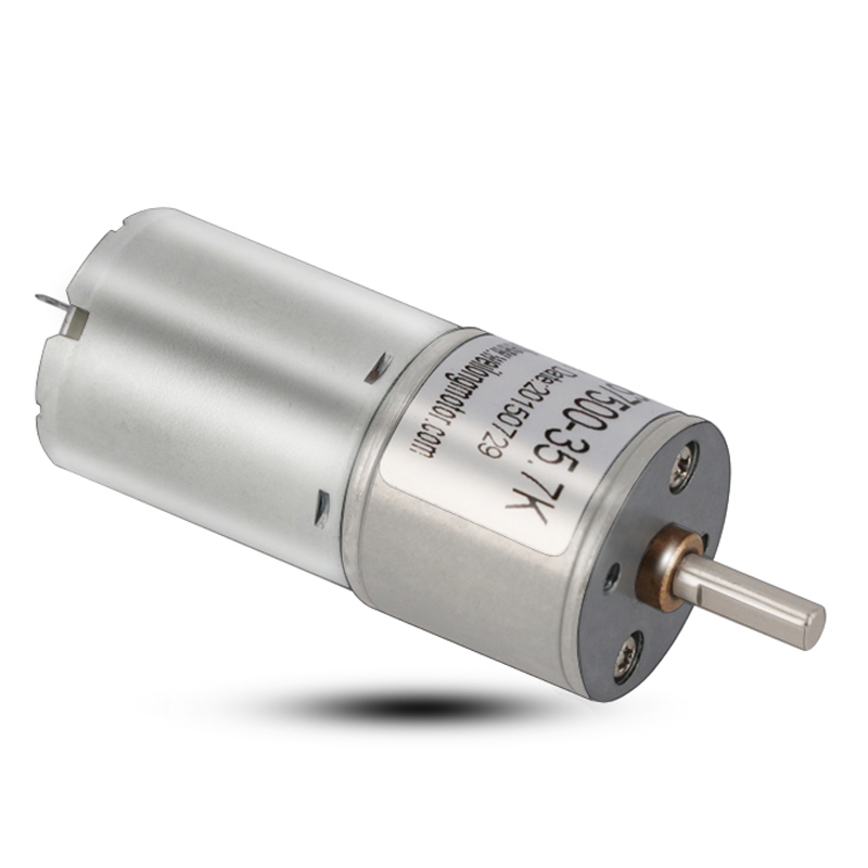 20mm dc spur gear motor