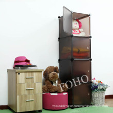 Storage Holder & Rack, Kitchen Cabinet, Bathroom Cabinet (FH-AL0017-4)