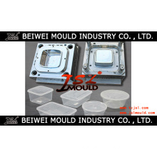 Injection Plastic Food Container Mould Maker