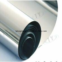 ISO9001 Folha da liga de tungstênio aplicado na fornalha espessura: 0,2 mm