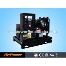 ITC-POWER Generator-Set (25kVA) elektrisch