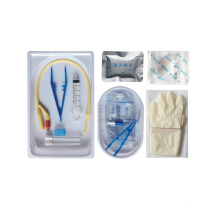 Disposable Cheap Urinary Catheter Package Kit Tray