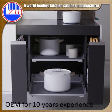 China Fiber Used Mini Base Kitchen Cabinets for Home Furniture (customized)