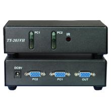 2X1 VGA Swticher con RC