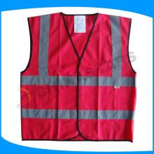 promotion season high visibility safety vest reflective logo