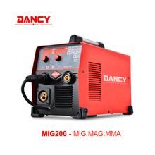 MIG200 Mig welding machine 200A การเชื่อมแก๊สหรือไม่มีก๊าซ
