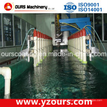 Electrophoretic Painting Line with Advanced Spraying Machine