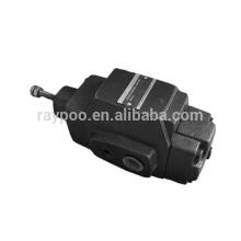 Yuken HCG-03-C válvula de compensação hidráulica para temporizador de máquina de lavar