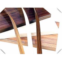 Plástico PVC / borda Edge ABS, borda de PVC Lipping / Banding para a tampa da mobília
