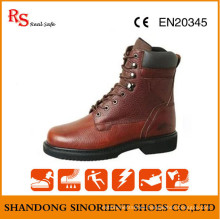 High Ankle Japanese Work Boots Made in China RS734