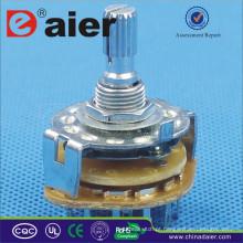 Interruptor rotativo RSB-1 para PCB