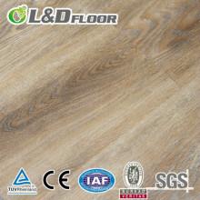 Precio de fábrica unilin haga clic en suelte ponga lvt suelo con fibra de vidrio
