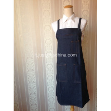 Full Custom Bib Denim Grembiuli