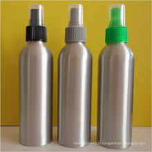 Bouteille en aluminium de 250 ml avec pulvérisateur de brouillard (AB-015)