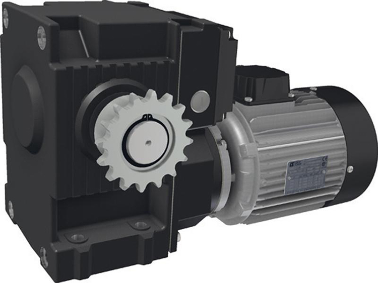 gear motor for ventilation-sk