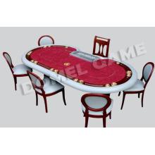 Grupo de la tabla del póker de Texas Hold'em del casino (DPT4A21G)