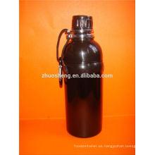 reciclar botella de la bebida de los niños