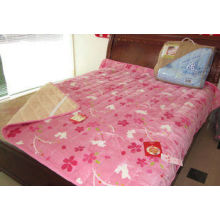 Antistatic Soft Pure Cotton Blanket Mattress For Hotel / Hotel