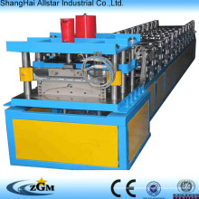 Hot sale! PLC Control Metal Roofing Ridge Cap Roll Forming Machine/Ridge Cap Roll Forming Machine/Ridge Cap Making Machine