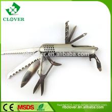 Multi function tool 11 in one folding pocket knife