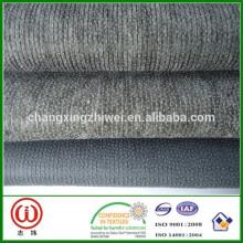 Double-faced woolen stitch interlining