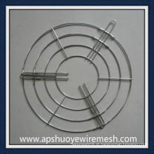 O fã de aço do metal do fornecedor de China guarda a grade do dedo do fã do motor