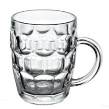 Tasse à bière de 560 ml / Verre en verre / Bière Stein