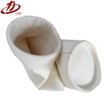 Bolsa de filtro de PP de polipropileno de baja temperatura y alto factor químico