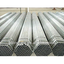 tubulação de conduto galvanizada laminada a alta temperatura