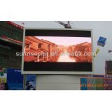 watch live cricket online led display screen can work under cold and hottest weather