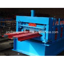 Профилегибочная машина для стальных настилов