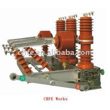 ZW32 Extérieure haute tension sous vide disjoncteur/sectionneur