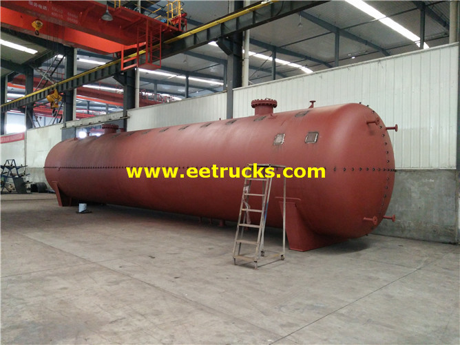Bulk Liquid Propylene Storage Tanks