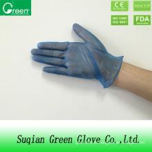 Günstige Blaue Einweg-Polyäthylen-Handschuhe