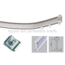 SC09 plastic curtain rod and pole