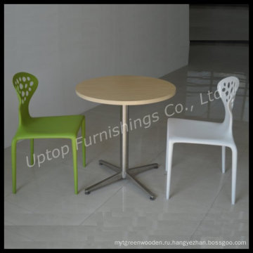 Оптом 4 звезды Круглый стол ламинат кафе (СП-RT372)