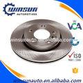 Large Demand 7H0615601B Auto Brake System Parts,Frando Brake Disc