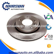 Large Demand 7H0615601B Auto Brake System Parts,Frando Brake Disc