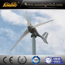 Mini300W de sistema de energía del viento 24V