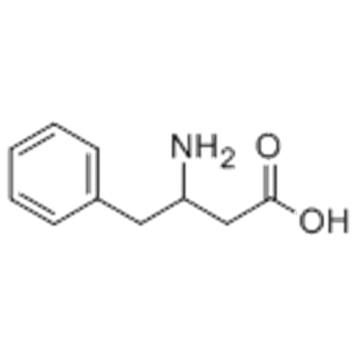 Benzenebutanoic acid, b-amino- CAS 15099-85-1