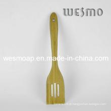 Turner de panqueca de bambu
