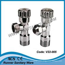 Angle Valve for Mixer, Toilet Cistern, Washing Machine (V22-005)