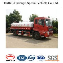 10ton Dongfeng Kinrun Euro 4 Sprinkler Straße Wartung Wasser Tankwagen